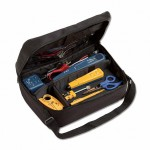 Fluke Networks 11290000, набор инструментов Fluke Networks Electrical Contractor Telecom Kit II with TS30 Test Set