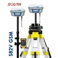 Комплект RTK South S82-V GSM + S10 (SurvCE)